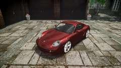 Porsche Cayman S v1 para GTA 4