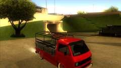 Volkswagen Transporter T3 pickup para GTA San Andreas