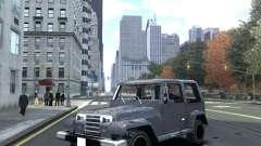 Mesa em GTA San Andreas para GTA IV