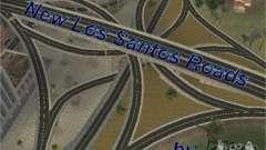 Novas estradas de Los Santos