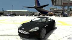 Aston Martin DBS v 1.1 sem tonificação