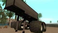 Reboque para caminhão Monsterous