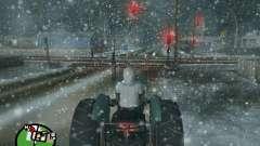 Queda de neve