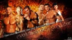 Telas de carregamento WWE 2012