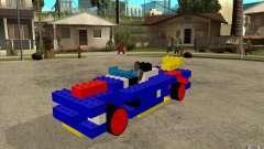 Móveis de LEGO para GTA San Andreas