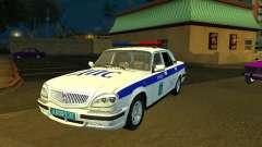 GAZ 31105 polícia