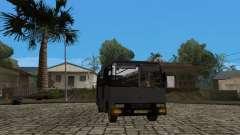 Bogdan IVLM A091 para GTA San Andreas