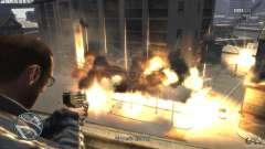 Micro Uzi Rocket Mod para GTA 4