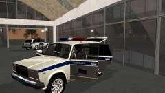 VAZ 21047 polícia