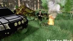 Hunting Mod para GTA San Andreas