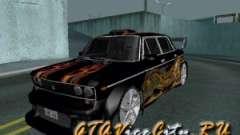 Melodia GTX VAZ 2106