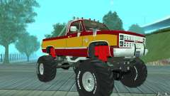 Chevrolet Silverado 2500 MonsterTruck 1986