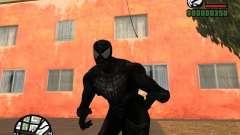 Inimigo do homem-aranha em reflexão