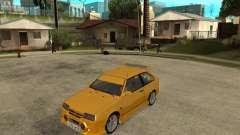 ВАЗ 2108 esporte Yucca para GTA San Andreas
