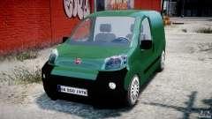Fiat Fiorino 2008 Van