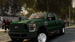 Ford F-250 FX4 2009