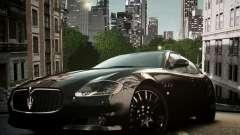 Maserati Quattroporte Sport GTS 2011