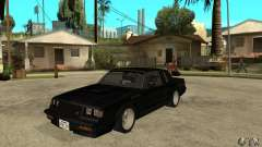 Buick Regal Grand National GNX para GTA San Andreas