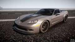 Chevrolet Corvette ZR1 2009 v1.2 para GTA 4
