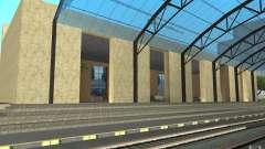 A nova estação em San Fierro