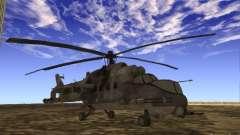 Mi-24 de COD MW 2