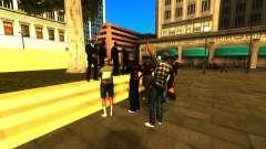 Recurso do prefeito para os habitantes do estado de para GTA San Andreas