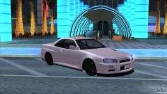 Nissan Skyline GTR-34 M-spec Nur