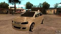 Opel Corsa Tuning Edition para GTA San Andreas