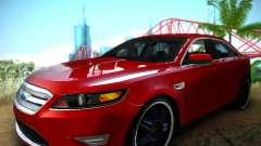 Ford Taurus SHO 2011 para GTA San Andreas