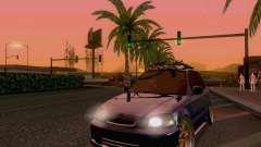 Honda Civic JDM Hatch para GTA San Andreas