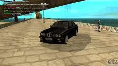 BMW M3 E30 1989