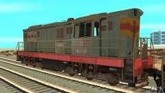Locomotiva ChME3-4287 para GTA San Andreas