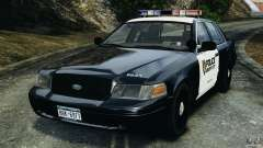 Ford Crown Victoria Police Interceptor 2003 LCPD para GTA 4