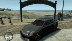 Nissan Skyline Coupe 350GT para GTA 4