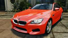 BMW M6 F13 2013 v1.0 para GTA 4