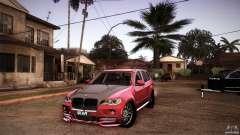 BMW X5 with Wagon BEAM Tuning para GTA San Andreas