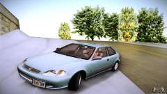Honda Civic EK9 para GTA San Andreas