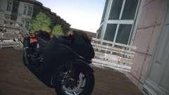 Aprilia RSV4 para GTA San Andreas