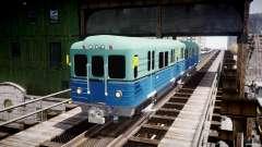 Metro russo para GTA 4