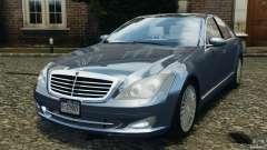 Mercedes-Benz W221 S500 2006