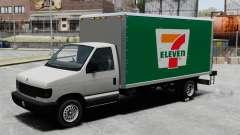 O novo anúncio para caminhão corcel