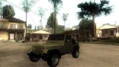 Jeep Wrangler 1986 4.0 Fury v.3.0