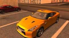 Nissan GT-R SpecV Black Revel