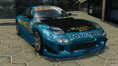 Mazda RX-7 RE-Amemiya para GTA 4