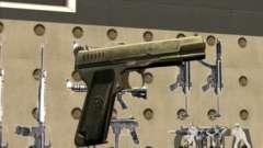 Tokarev TT pistola
