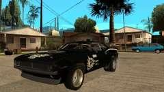 Plymouth Hemi Cuda Rogue Speed