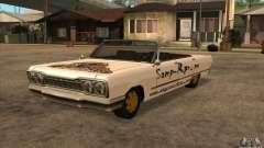 Pintura de savana para GTA San Andreas