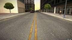 Estrada de HD (4 GTA SA)