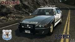 LCPD K9 Unit