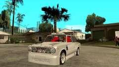 2101 Vaz carro Tuning estilo para GTA San Andreas